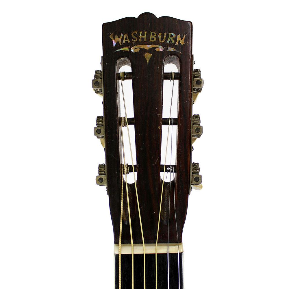 vintage 1930 washburn style 5238 tonk brothers parlor acoustic guitar ebay. Black Bedroom Furniture Sets. Home Design Ideas