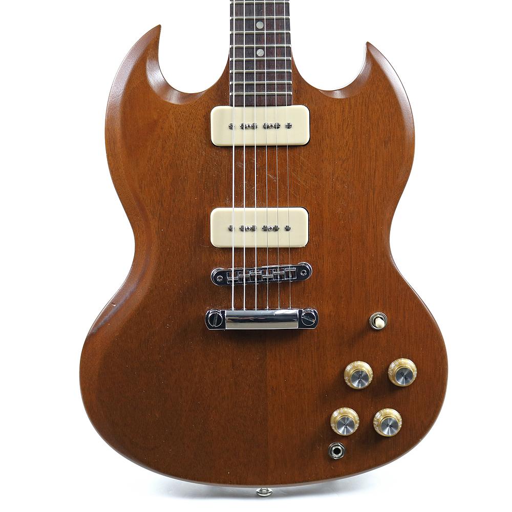 2016 limited edition gibson sg naked electric guitar walnut satin 30. Black Bedroom Furniture Sets. Home Design Ideas