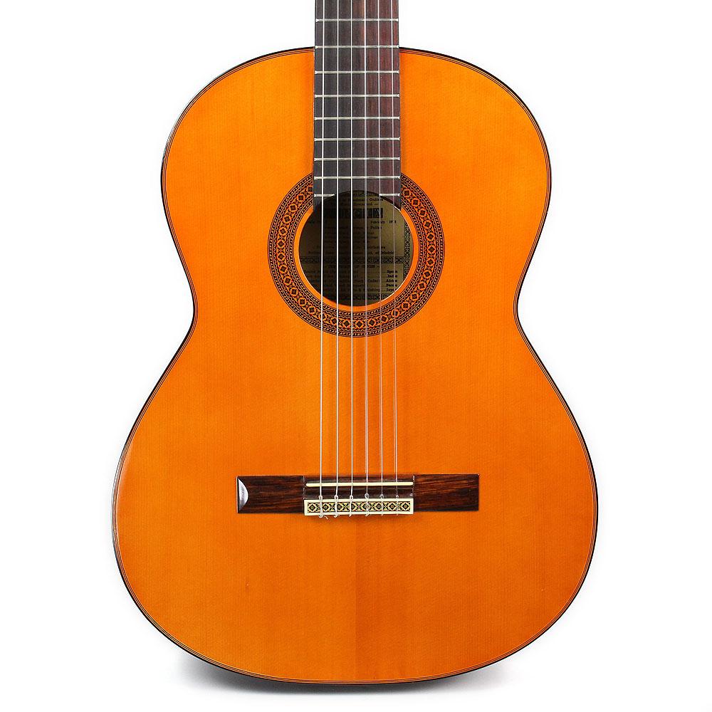 Vintage 1975 Garcia Grade No 3 Classical Guitar Made In